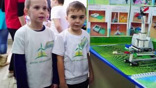 Проект ИКаРенок: Система полива с мельницей