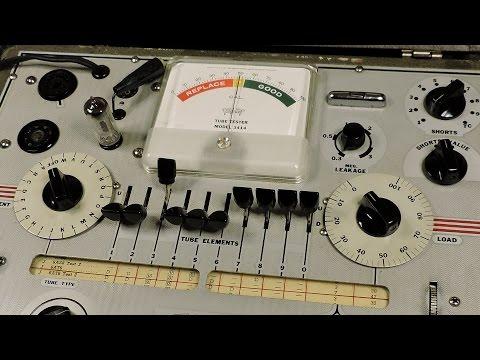Triplett 3414 Tube Tester