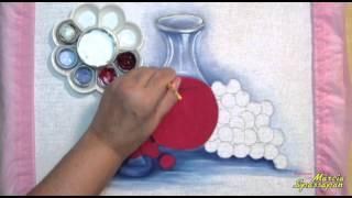 Pintando em 5 Minutos com Márcia Spassapan – Transparência
