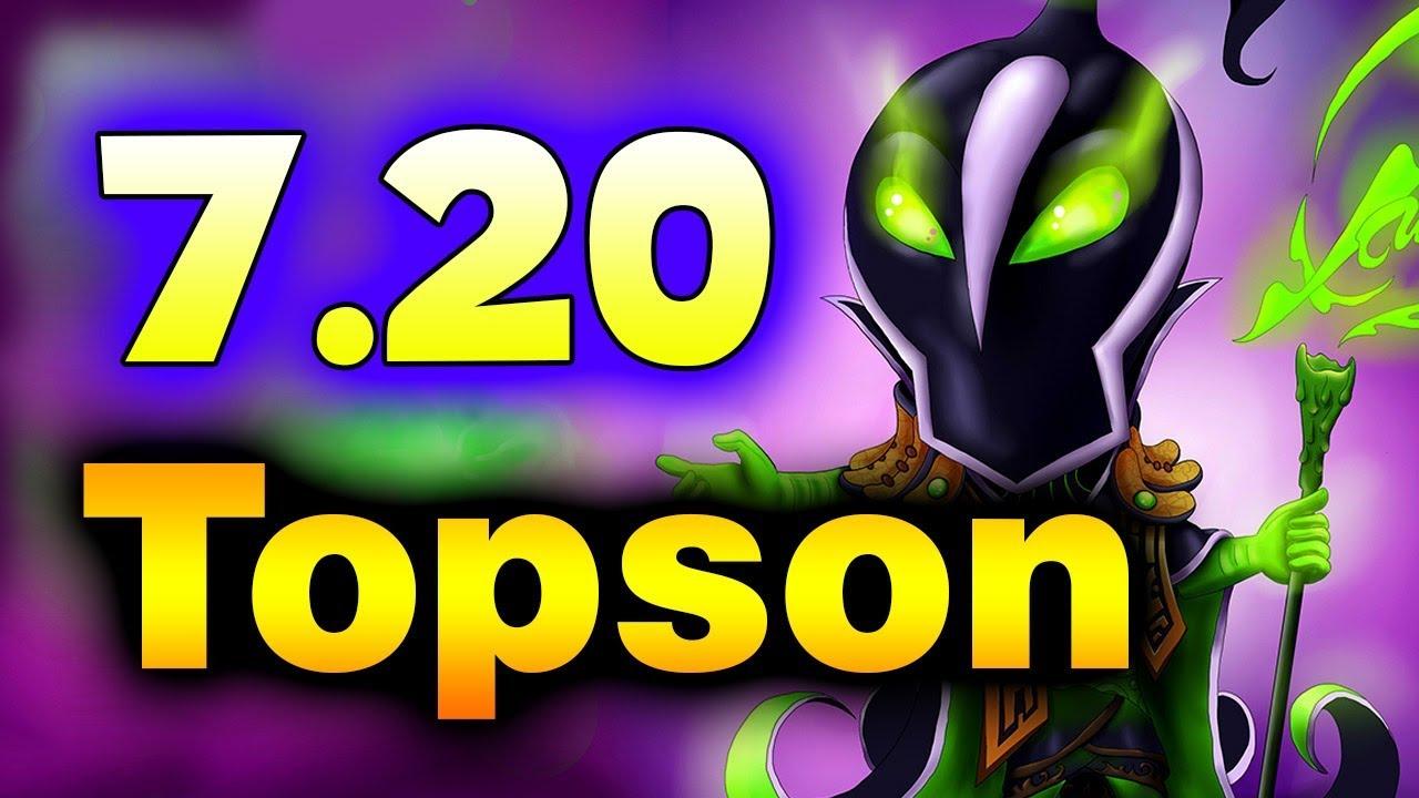 7.20 IMBA RUBICK - OG.TOPSON - TI CHAMPION NEW DOTA 2