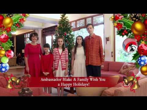 Holidays Greeting 2015 - U.S. Embassy Jakarta