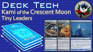 Kami of the Crescent Moon Tiny Leaders Deck Tech: Mono Blue Mill – MTG!