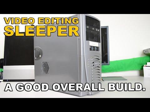 Video Editing Computer Build under $1800