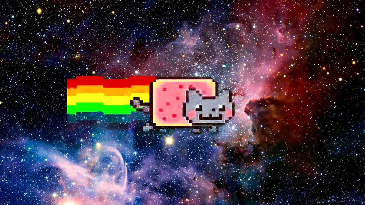 Nyan Cat 10h 1080p Full HD