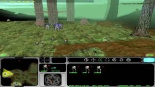 Star Wars: Force Commander (PC): Mission 10: Surprise at Endor