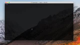 Beginner's guide to the Mac OS X Command Line (Terminal)