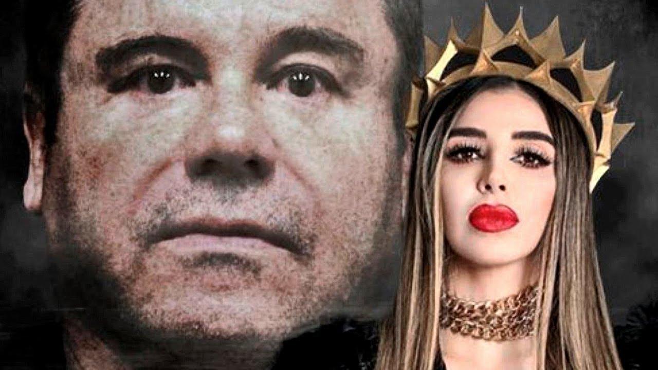 LA MUJER DEL CHAPO GUZMÁN DETENIDA POR SEGUIR CON EL NEGOCIO DE SU MARIDO - Jordi Wild
