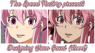 The Speed Factory presents: Designing Yuno Gasai (Hood)