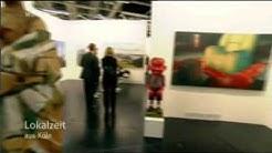 Lokalzeit aus Köln Art Fair Vernissage im Staatenhaus