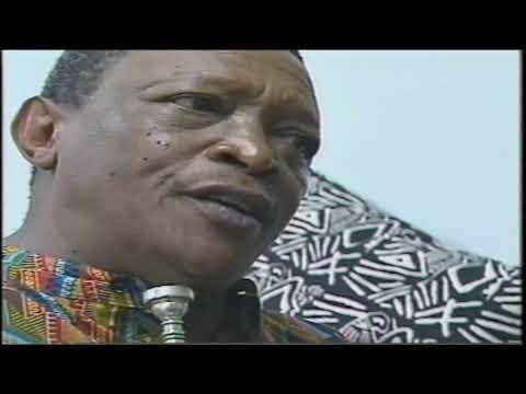 "G.B.T.V. CultureShare ARCHIVES 1998: HUGH MASEKELA  ""Interview"" (HD)"