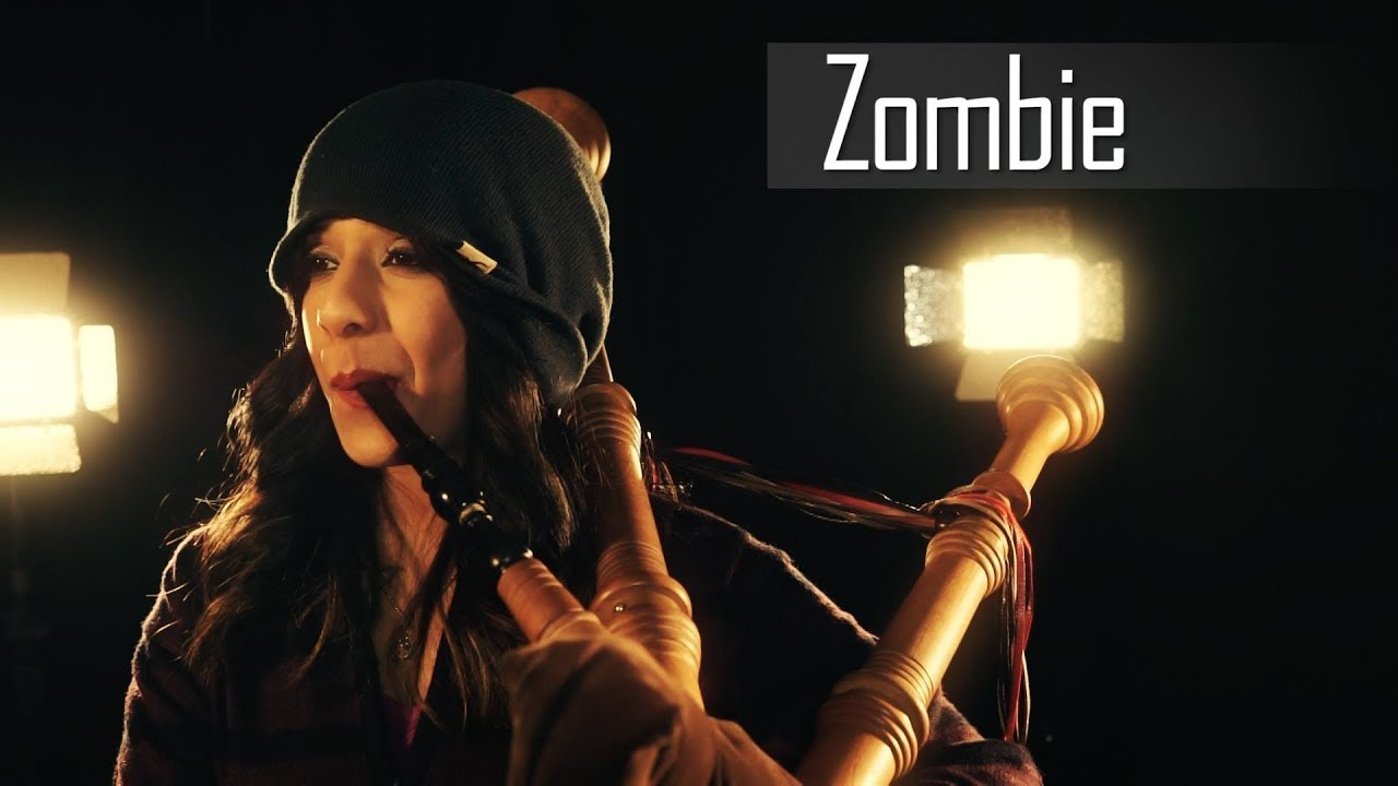 The Cranberries Zombie Bagpipe Rock Cover The Snake Charmer