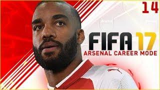 FIFA 17 Arsenal Career Mode Ep14 - ALEXIS FINALLY TURNS UP!!
