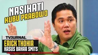 Download Video GERAM ! Erick Thohir Nasehati Kubu Prabowo Belajar dari Kasus Habib Bahar MP3 3GP MP4
