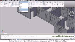 Autocad 3d House Modeling Tutorial - 4 | 3d Home | 3d Building | 3d Floor Plan | 3d Room