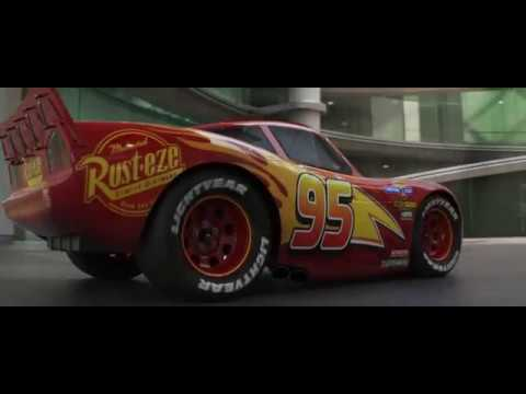 Autot 3 | Virallinen teaser-traileri HD - Pixar Suomi