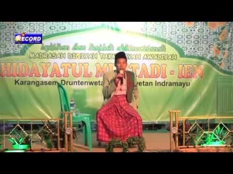 Ceramah KH. Saeful Bahri Baridininan 2017