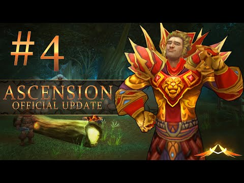State of Ascension #4 - Classless WoW - Ahn'Qiraj, Server Merges, and the Custom Battleground!
