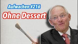 Aufwachen #216: Staatstrojaner, G20, Diesel, Schäuble, PandaMania & Rententheater