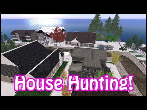 House Hunting In Second Life!