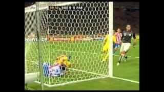 SWEDEN - PARAGUAY 2006 (highlights)