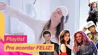 Playlist Pra Acordar Feliz!!! | Nah Cardoso