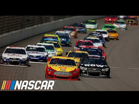 NASCAR Extended Highlights | Pure Michigan 400 (2013)