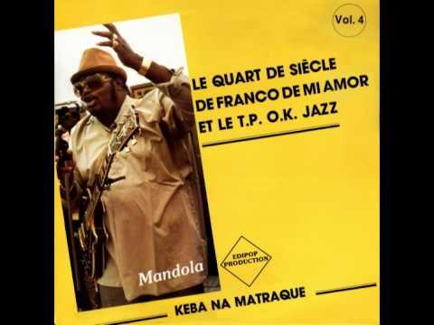 Sandoka Franco  Franco & le TP OK Jazz 1981