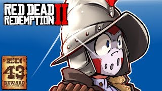 DUTCH'S CHAOS & SADIE IS ANGRY! - RED DEAD REDEMPTION 2 - Ep. 43!