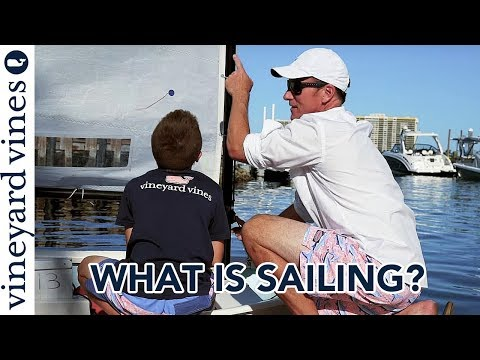 Shep and Ian Present: What Is Sailing? | vineyard vines Summer 2016