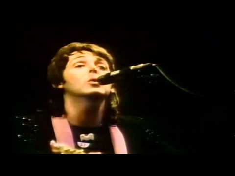 Paul McCartney - Yesterday [Live Acoustic] [High Quality]