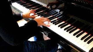 Gambar cover A whole new World Piano cover (Kyle Landry's arrangement)