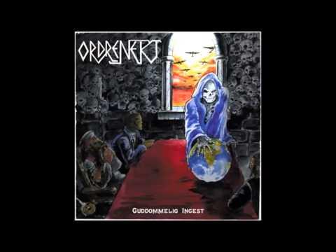 Ordrenekt - Guddommelig Incest CD [2005]
