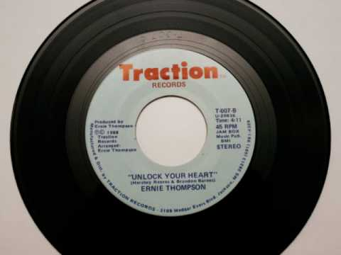 Unlock Your Heart - Ernie Thompson