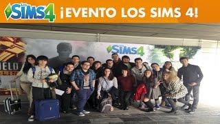 VLOG EVENTO LOS SIMS  4 A trabajar Madrid | DIARIO DE VIAJE|