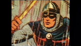 El guerrero del antifaz pelicula