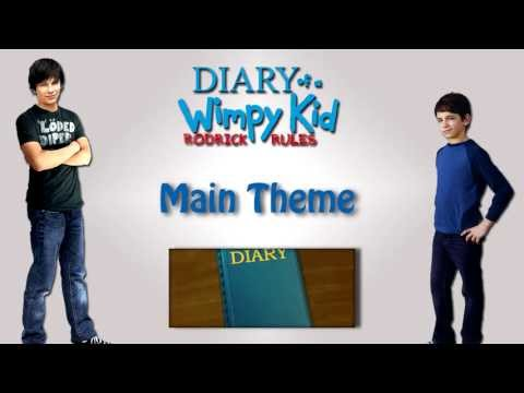 Diary of a Wimpy Kid 1-3: Main Themes [Mini-Score]
