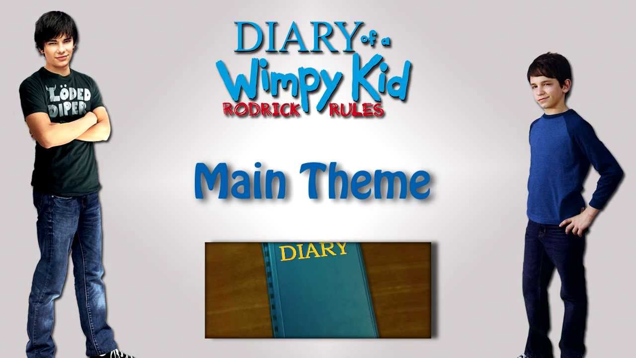 Diary Of A Wimpy Kid 1 3 Main Themes Mini Score Youtube