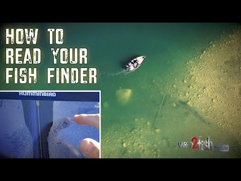 How To Read Fish Finder Sonar Technologies