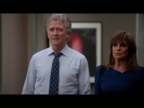 Sue Ellen & Bobby take control of Ewing Global (Dallas TNT 3x15)