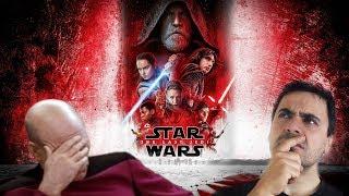 Худшие моменты Звездных Войн: Последние Джедаи (СПОЙЛЕРЫ)