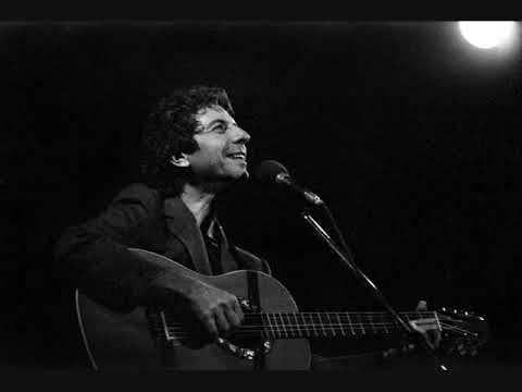 Leonard Cohen Performs Stranger Song - Bonn 1980