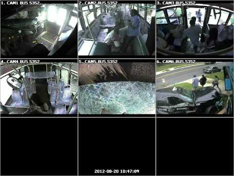 Ride On bus footage shows lead up to crash (VIDEO) | WTOP