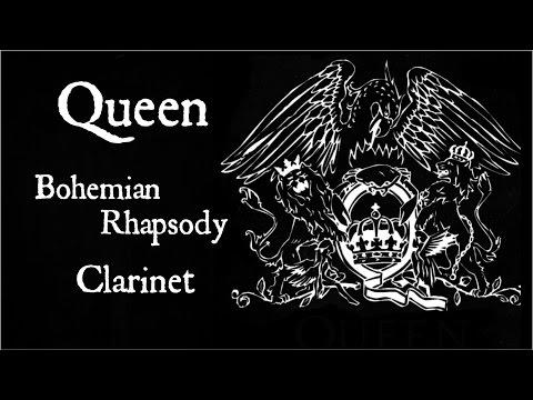 Queen - Bohemian Rhapsody | Clarinet