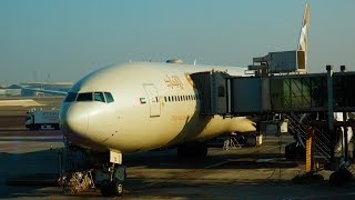 Etihad Airways B777 Business Class from Abu Dhabi to Bangkok: a review