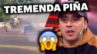 ¡TERRIBLE ACCIDENTE con EL DIPY como protagonista!