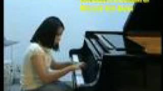 Piano  Liu Yang River 浏阳河 Tan Yan Bing ( XXX ) age 14 (Malaysia)
