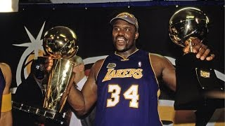Shaquille O'Neal Career Retrospective