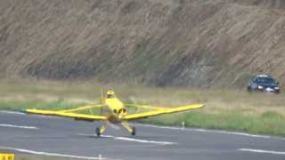 Piper PA-25 Pawnee TI-AKP .Cap Carlos Guerra. MRPV