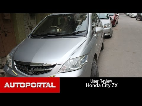 Honda City ZX User Review - 'good perormance' - Auto Portal