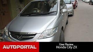 Honda City ZX User Review - 'good perormance' - Auto Portal